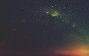 Meteorite in cielo