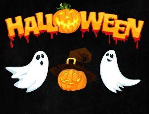 Bagnoschiuma perfetto per Halloween