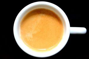 Caffè al mattino