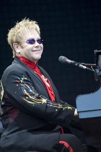 Meghan vuole Elton John